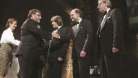 Borodin Quartet Gets Music Festival Award