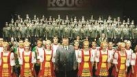 World's Largest Army Choir To Visit Istanbul And Ankara