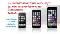 iphone Ne Kadar Sattı ?